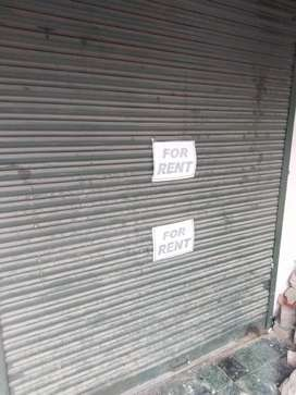 Shop for rent at good location