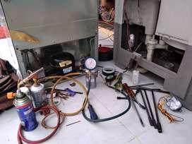 Service cepat Panggilan Kulkas,Mesin cuci,Pompa air,Kipas angin,Dll