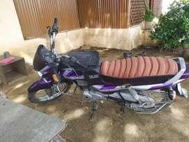 Bajajct 100 good condition registration tamilnadu