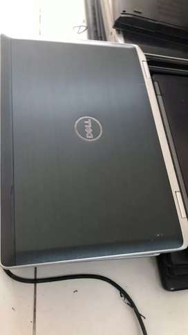 "Second hand Laptop Dell core i5  14.1"" HD DISPLAY HDD  500 gb RAM 4 GB"