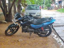 Hero Honda glamour with excellent condition