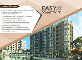 3 BHK Flat for Sale at Thakurpukur on D.H Road with all amenities