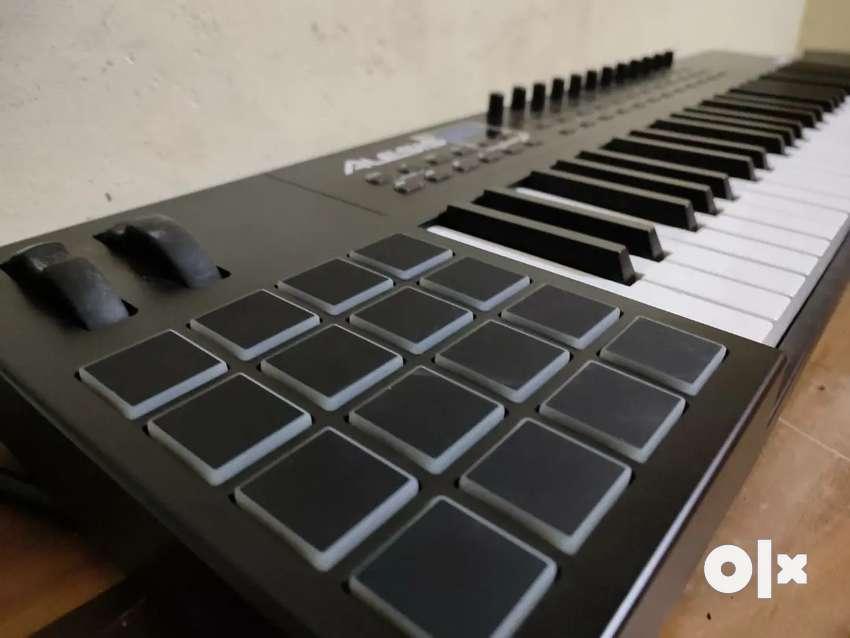 Alesis VI49 Advanced 49-key USB MIDI Keyboard