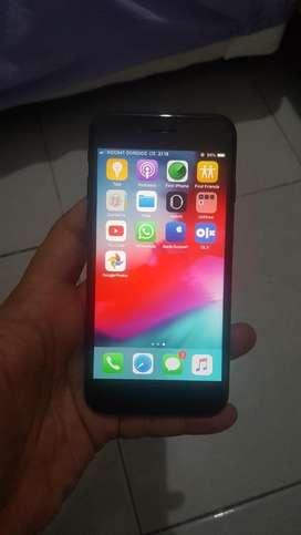 Iphone 7 Black Matte 32gb ex Inter Mulus
