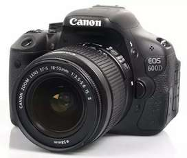 Urgently need canon 600d under 50k