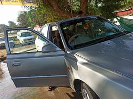Hyundai Accent 2009 CNG & Hybrids Well Maintained