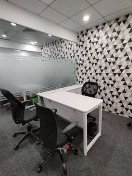 Commercial Office Space - FULLY FURNISHED at EC Road