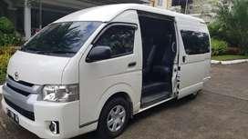 Jual mobil Toyota Hiace minibus 2019