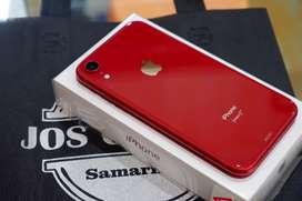 Iphone XR 128Gb red iBox pemakaian 3 minggu