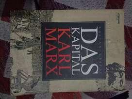 Dijual buku DAS KAPITAL KARL MARX terbitan 1999