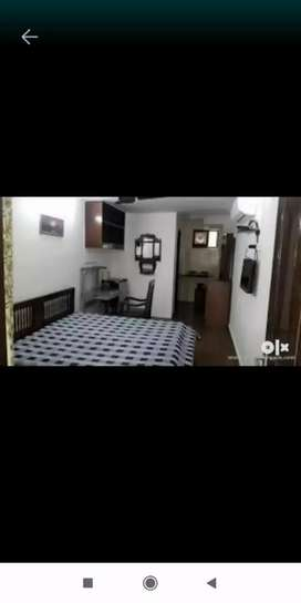 Rent FULL FURNISH AC Room Rajendra Nagar