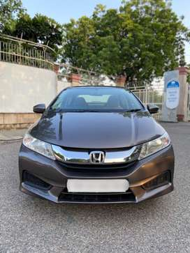 Honda City i-VTEC SV, 2014, Petrol