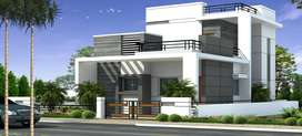 2 Bds - 2 Ba - 800 ft2 Houses Are Available At Jagadgiri Gutta