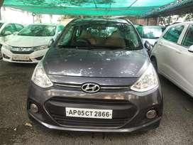 Hyundai Grand I10 Sportz 1.2 Kappa VTVT, 2013, Petrol