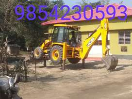 new jcb 3dx super on rent not for sell
