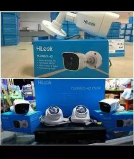 HD Turbo CCTV 2mp 4ch (di area Depok