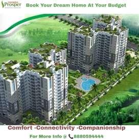Prosper 3BHK Luxurious flat for Sale in JP Nagar