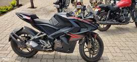 mint condition modified pulsar rs200