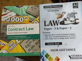 A2 level topical past papers and textbook
