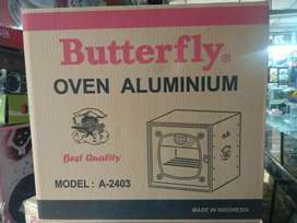 Oven Butterfly Model : A-2403