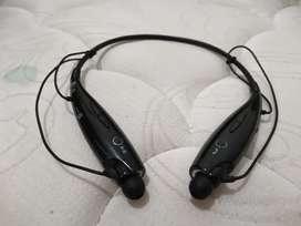Jual cepat headset wireless bluetooth LG TONE HBS730 ORIGINAL