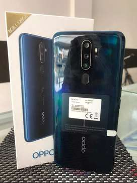 Oppo A9 2020 green 8/128 gb