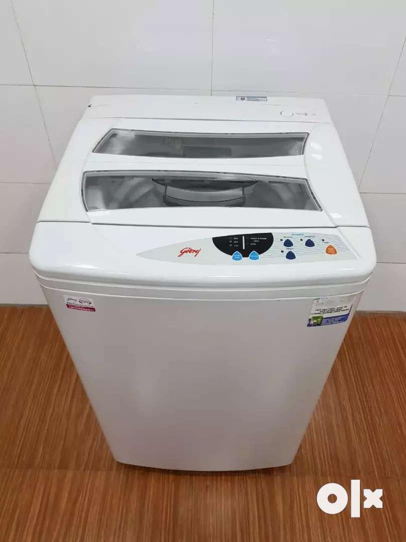 Free home delivery godrej dreamwash 6.2 kg top load Washing machine 0