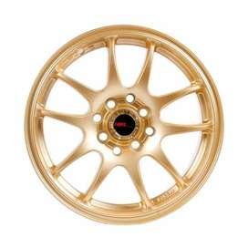 Velg Datsun Go HSR Kamikaze 11033 Ring15 Gold