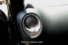 Ring AC Chrome Mobil : JUKE[accesoriesKV]