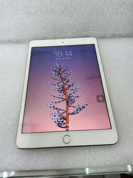 iPad mini 3 16gb wifi cellular batangan hp only nominuss