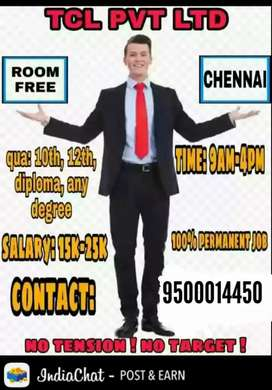 Tamil Telecalling only for male