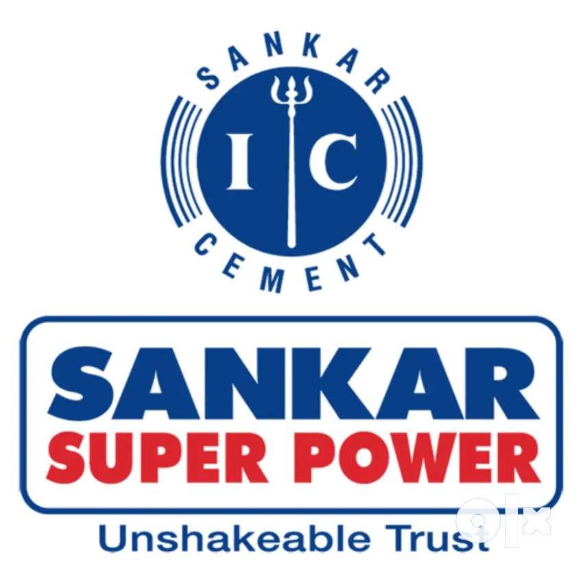 Rs 350/bag Shankar cement