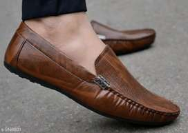 Men's Solid Dailywear Loafer's