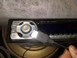 SONY CAR MUSIC PLAYER