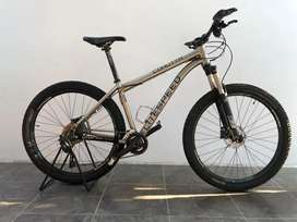 Sepeda LITESPEED COHUTTA Size M Full Bike.