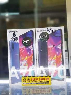 Samsung Galaxy A70 6/128 PULSA SHOP 28