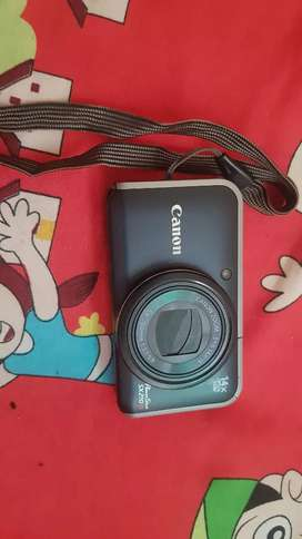 CANON POWERSHOT sx210  (SUPER CLEAR ND CLEAN CONDITION)