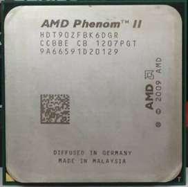 Amd Phenom  1090t 6 core processor