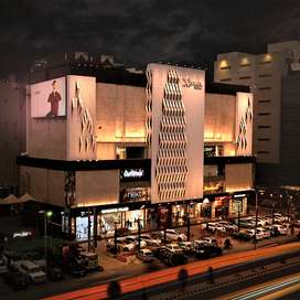 Shops Available for sale On investor Rate In Xinhua Mall Gulberg