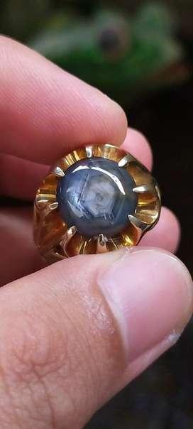 Blue sapphire atau nila