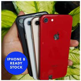 IPhone 8 64GB Mulus Normal Garansi Fullset Murmerr