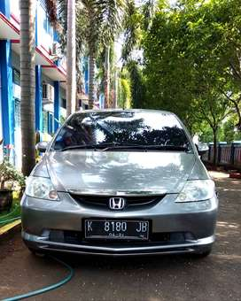 Honda City Vtec 2004 Manual
