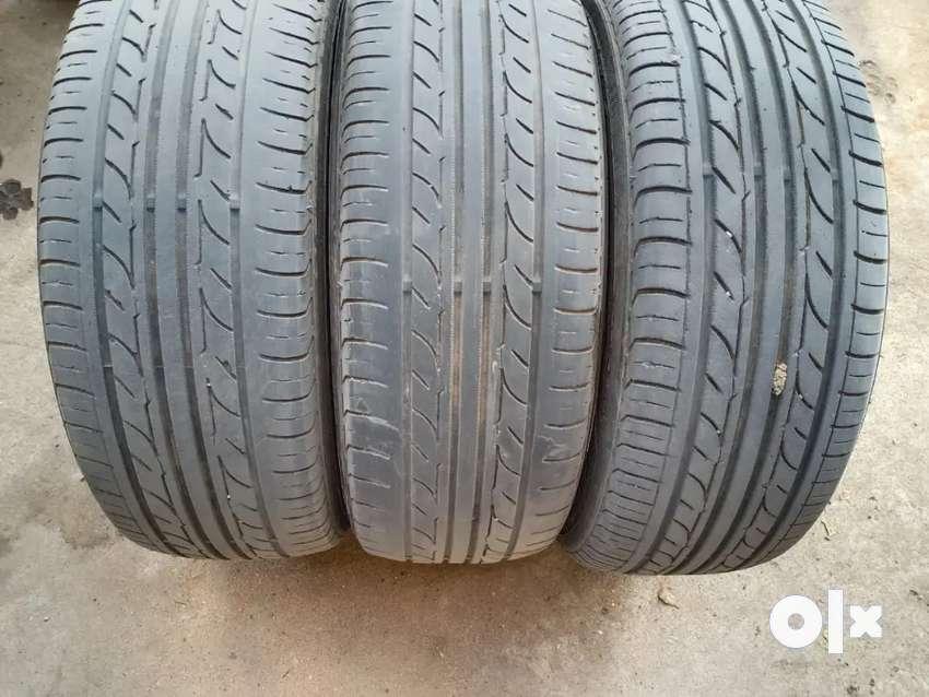 195/60/R15/ tubeless tyre yah korma/ tyre/3 0