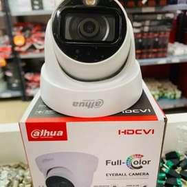 PAKET CCTV MURAH COLORVU 5MP DAHUA