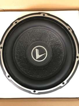 subwoofer venom vx2112 ( folks audio)