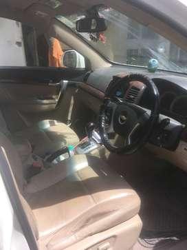 Chevrolet Captiva Luxury SUV in great condition!