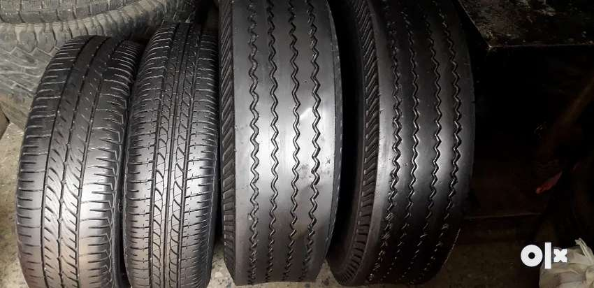 Satkar Tyres ( Good Condition Used Tyres Of All Sizes Available) 0