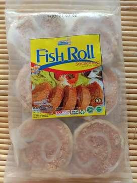 Fishroll Bandeng Cabut Duri