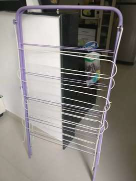 Clothes drying stand