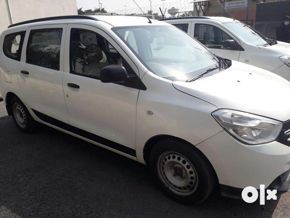 renault lodgy 85ps rxe 7 seater, 2016, diesel